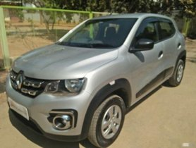 2017 Renault KWID AT for sale at low price