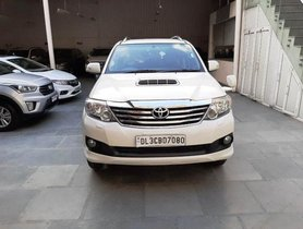 Toyota Fortuner 2011-2016 4x4 MT for sale