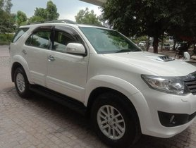 Toyota Fortuner 2013 MT for sale