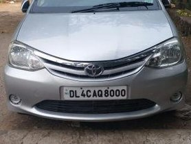 2011 Toyota Etios GD SP MT for sale