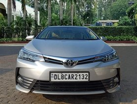 Used Toyota Corolla Altis G 2017 MT for sale
