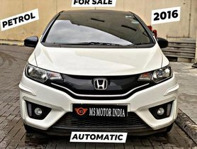 Used 2016 Honda Jazz AT for sale