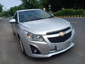 Chevrolet Cruze 2014-2016 LTZ MT for sale