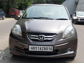 Honda Amaze S i-Vtech 2014 MT for sale