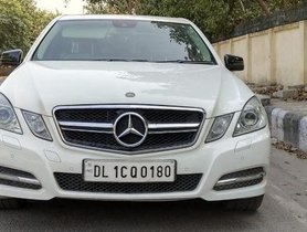 Used Mercedes Benz E-Class MT 1993-2009 car at low price