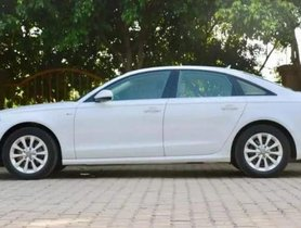 Used 2013 Audi A6 AT 2011-2015 for sale