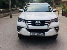 2018 Toyota Fortuner AT for sale at low price