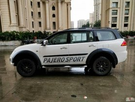 2015 Mitsubishi Pajero Sport MT for sale at low price