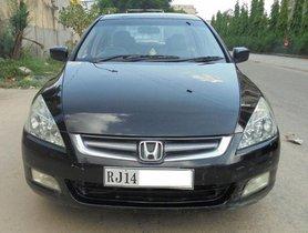 2004 Honda Accord MT for sale