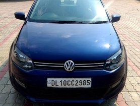Used Volkswagen Polo Petrol Highline 1.2L 2013 MT for sale