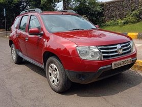 Renault Duster 85PS Diesel RxL Option 2012 MT for sale