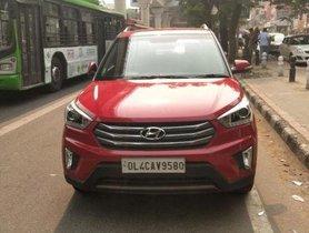 Used Hyundai Creta 1.6 CRDi SX Option 2015 MT for sale