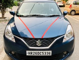 2017 Maruti Suzuki Baleno Delta Petrol for sale in India