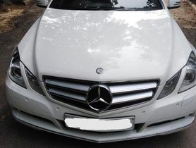 Mercedes-Benz E-Class 2009-2013 E350 Coupe AT for sale