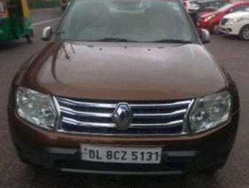Used Renault Duster 110PS Diesel RXZ Optional with Nav 2013 MT for sale