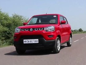 Maruti S-Presso Hits Top Speed Of 148 Km/h In Real World Testing