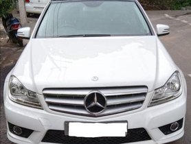 2013 Mercedes Benz C-Class AT for sale at low price
