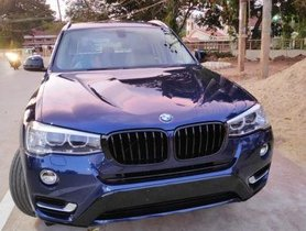 Used BMW X3 AT car at low price