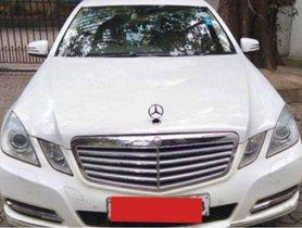 Mercedes Benz E-Class E200 CGI 2009-2013 2011 MT for sale
