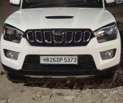 Used 2018 Mahindra Scorpio S11 MT for sale