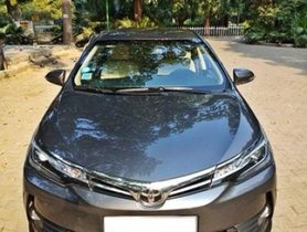 Toyota Corolla Altis VL AT 2017 for sale