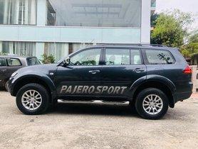 Mitsubishi Pajero Sport 4x4 MT 2014 for sale
