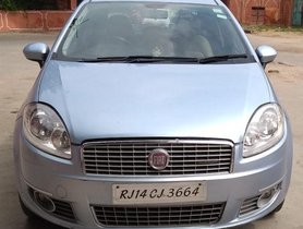 2010 Fiat Linea Emotion MT for sale at low price