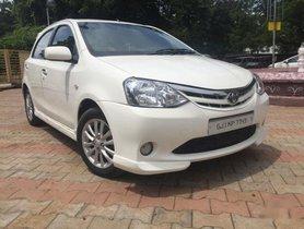 Toyota Etios Liva VX MT 2011 for sale