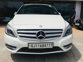 Mercedes Benz B Class B180 2013 AT for sale