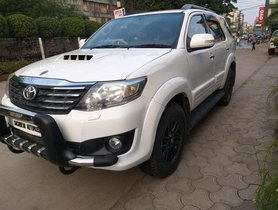 2012 Toyota Fortuner AT for sale
