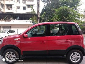 Used 2016 Mahindra NuvoSport N8 AMT AT for sale