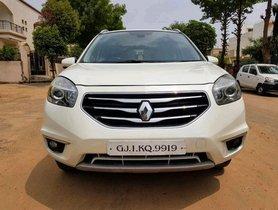 Used Renault Koleos 2.0 Diesel AT 2012 for sale