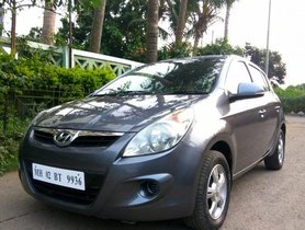 Used Hyundai i20 Sportz Petrol MT car at low price