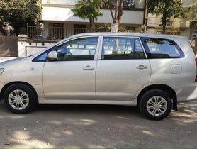 Toyota Innova 2012-2013 2.5 GX (Diesel) 8 Seater MT for sale