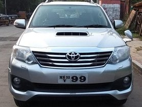 2015 Toyota Fortuner 4x2 Manual MT for sale at low price