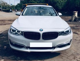 2017 BMW 3 Series GT Sport AT for sale at low price