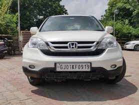 Used Honda CR V 2.4 4WD AT 2010 for sale