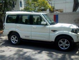 Used Mahindra Scorpio S10 7 Seater MT car at low price