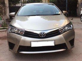 Toyota Corolla Altis 2015 MT for sale