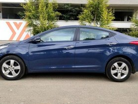 2014 Hyundai Elantra 1.6 SX MT for sale