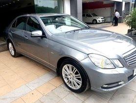 Mercedes-Benz E-Class 2009-2013 E350 CDI Elegance AT for sale