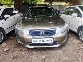 Used Honda Accord MT 2001-2003 car at low price