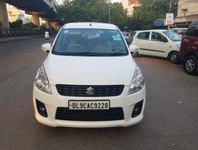 Maruti Suzuki Ertiga VXI CNG 2013 MT For sale