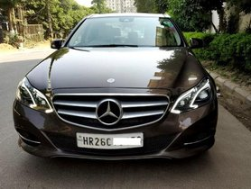 2016 Mercedes Benz E-Class AT 2015-2017 for sale at low price