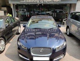 Jaguar XF 2.2 Litre Luxury 2013 AT for sale