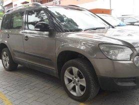 Used Skoda Yeti Ambition 4X2 2012 MT for sale