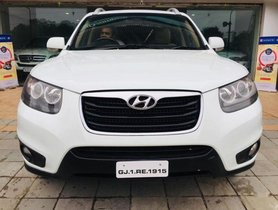 Used Hyundai Santa Fe 4x4 MT car at low price