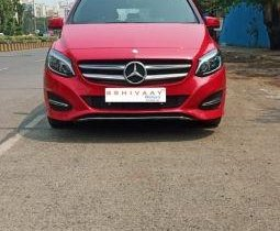 Used Mercedes Benz B Class B200 CDI AT 2015 for sale