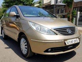 Tata Manza Aura Plus Quadrajet 2010 MT for sale