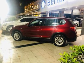 BMW X3 2.0d SAV AT 2014 for sale